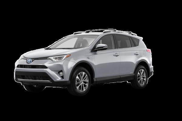 Toyota RAV4 Hybride LE+ 2018