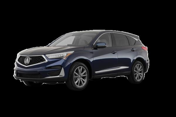 New 2019 Acura Rdx Elite Near Montreal Acura Brossard