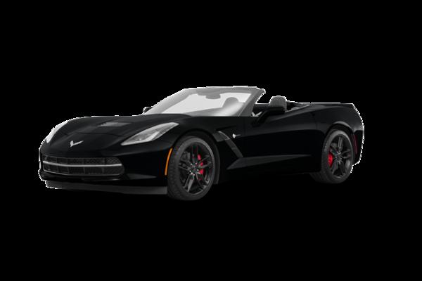 2019 Chevrolet Corvette Convertible Stingray 2LT