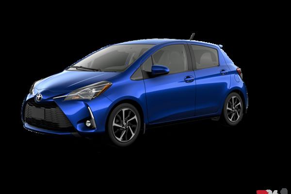 2019 Toyota Yaris Hatchback 5DR SE
