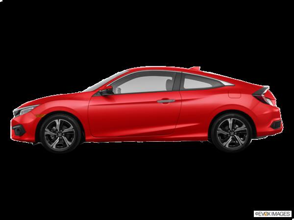 2017 Honda Civic Coupe EX-T HONDA SENSING