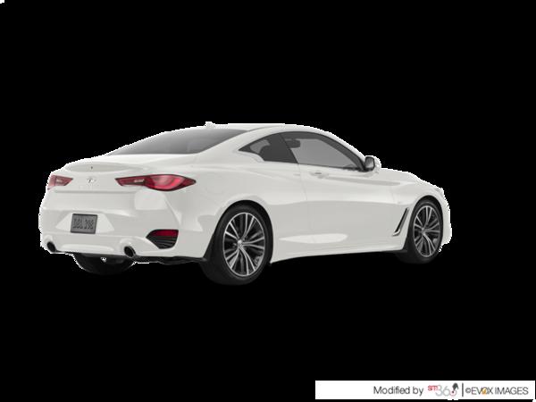 2017 INFINITI Q60 Coupe 2.0T