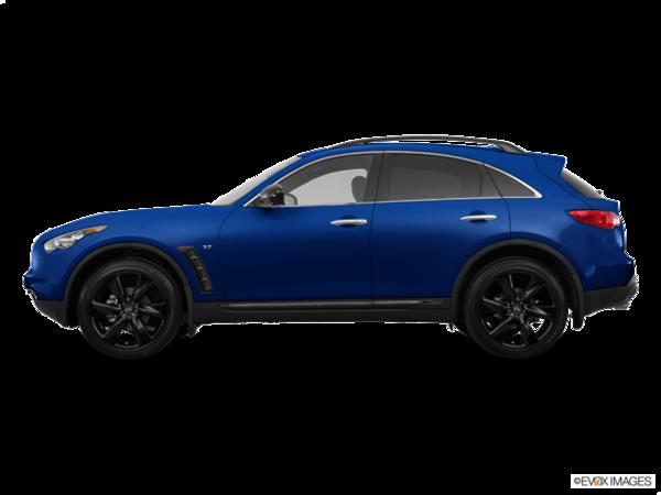 2017 INFINITI QX70 AWD SPORT