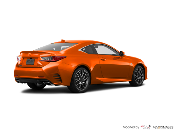 Lexus RC 2017