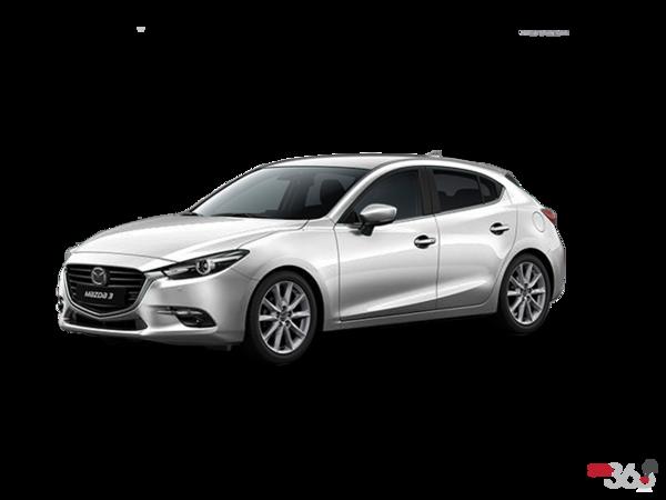 Mazda 3 Sport 2017