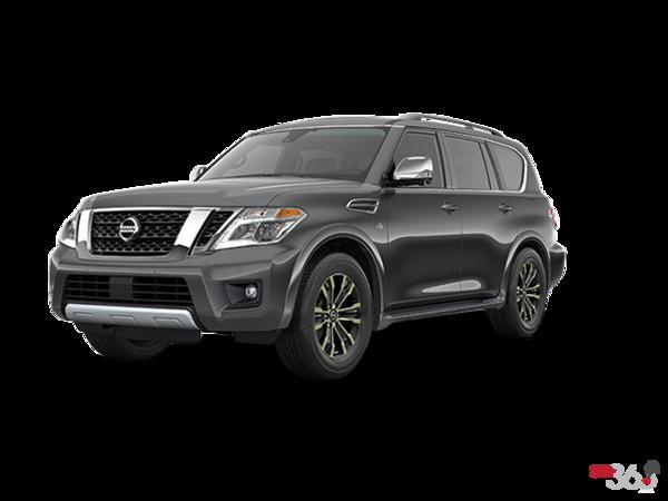 2017 Nissan Armada Platinum For Sale In Burnaby Morrey