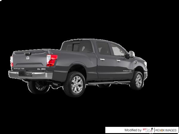 Nissan Titan XD Gas 2017