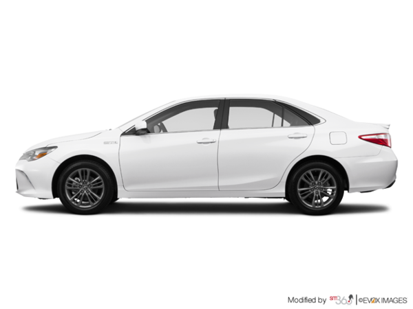 Toyota Camry Hybrid 2017