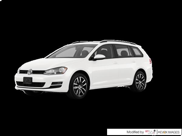 Volkswagen Golf SportWagen 2017