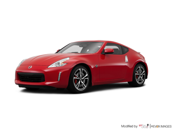 2018 nissan 370z coupe touring sport for sale in burnaby morrey nissan - Nissan 370z touring coupe ...