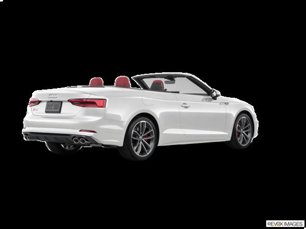 Audi S5 Cabriolet 2019