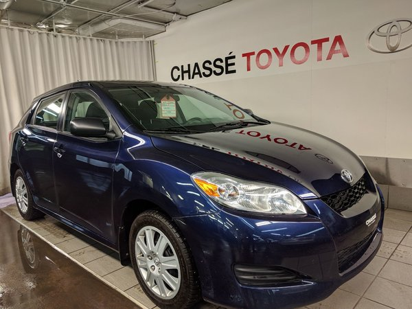 Toyota Matrix Gr. Commodité 2014