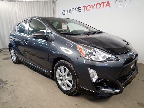 Toyota Prius C Gr. Amélioré + Garantie Prolongée 160 000km 2017