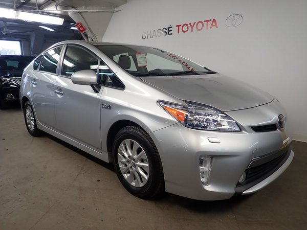 Toyota Prius Plug-In Gr. Technologie - Cuir - Navigation 2013