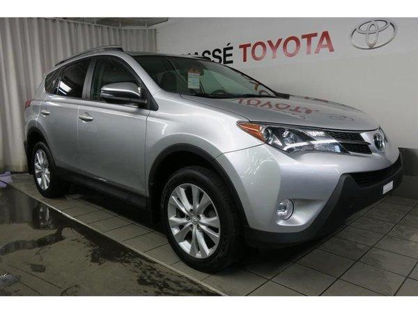 2013 Toyota RAV4 Limited Navigation