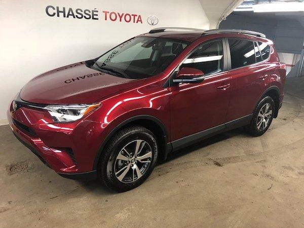 Toyota RAV4 LE FWD DEMO EN LIQUIDATION 2018
