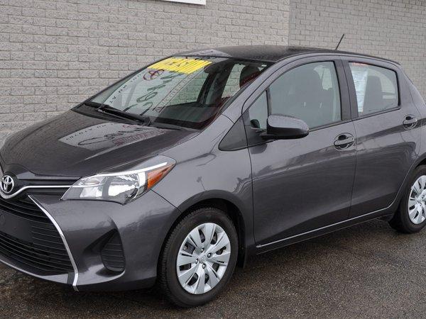 2016 Toyota Yaris LE BAS KILO