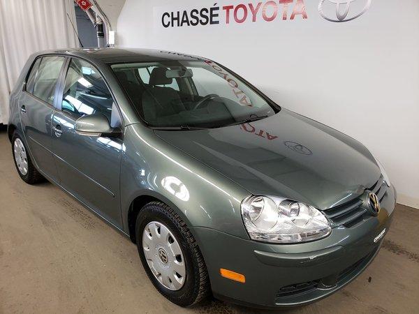 2007 Volkswagen Rabbit BAS KM!!!