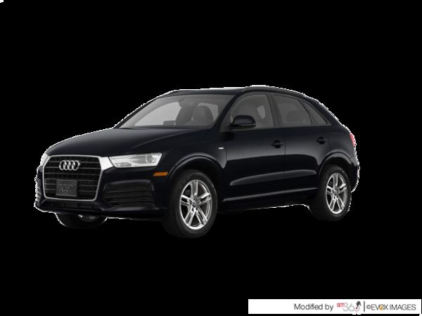 2018 Audi Q3 2.0T Technik FWD 6sp Tiptronic
