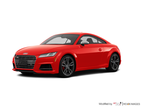 2018 Audi TTS 2.0T quattro 6sp S tronic Cpe