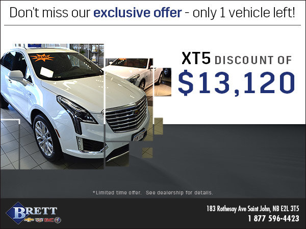 Save on our XT5 Demo Today!