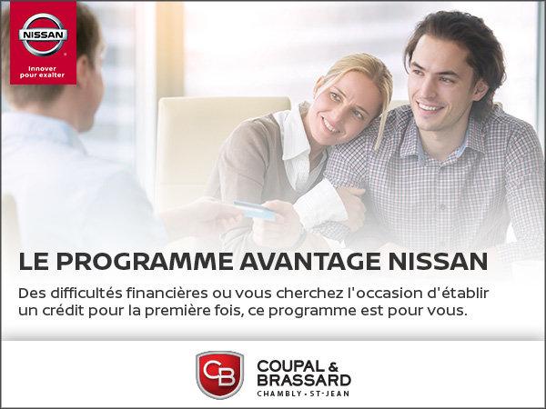 Le programme avantage Nissan