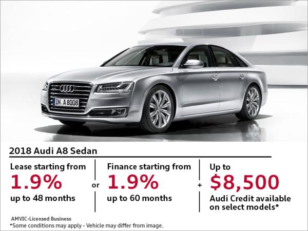 Get The Audi A Today Glenmore Audi Promotion In Calgary - Audi sedan models