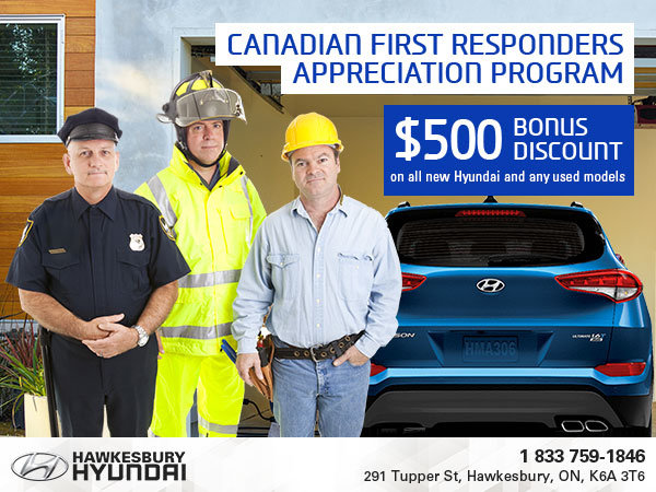 First Responders Appreciation Program