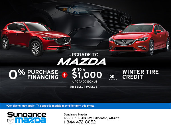 Mazda's Monthly Sales Event
