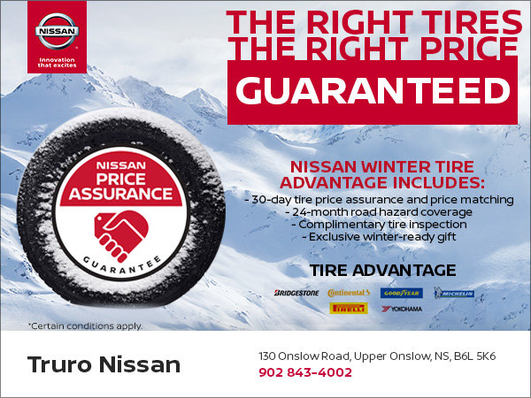 Winter tire advantage