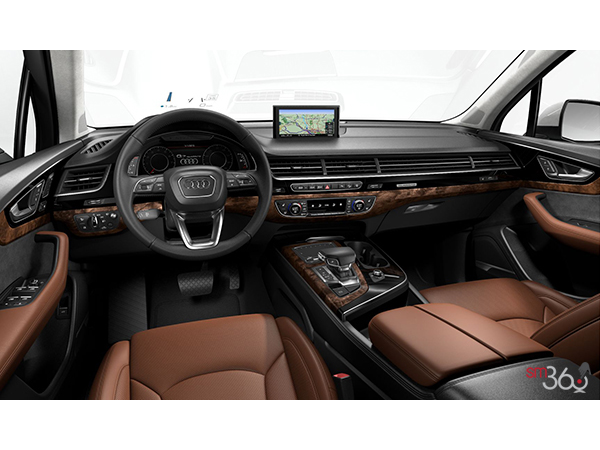 2017 Audi Q7 Cedar Brown Interior Www Indiepedia Org