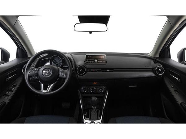 Toyota Yaris Sedan 2018