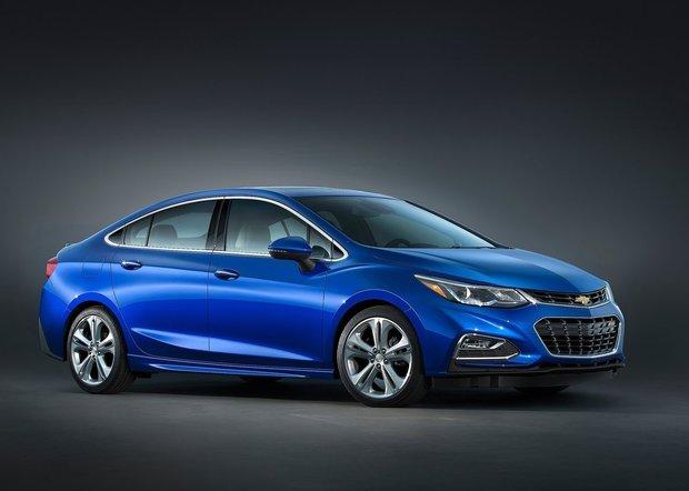 La Chevrolet Cruze 2016 : une refonte remplie d'audace