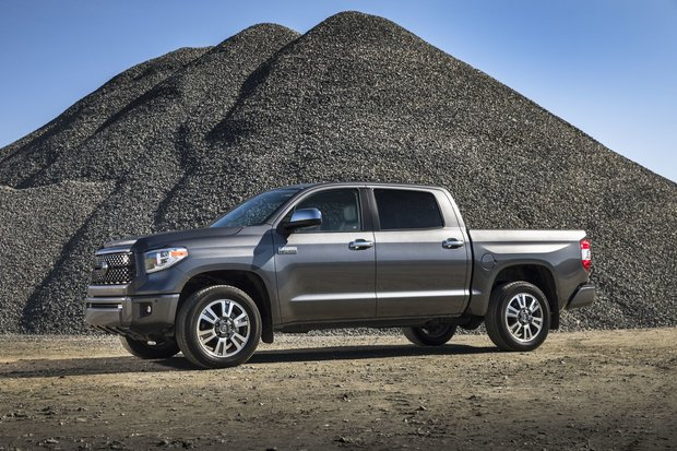 Toyota Tundra 2018: éprouvé et musclé