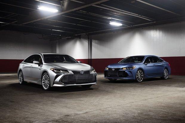 La Toyota Avalon prisée par l'IIHS