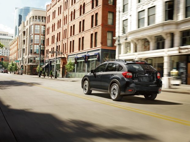 2016 Subaru Crosstrek: It's Back