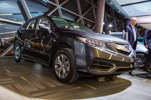Ottawa Auto Show: 2016 Acura RDX
