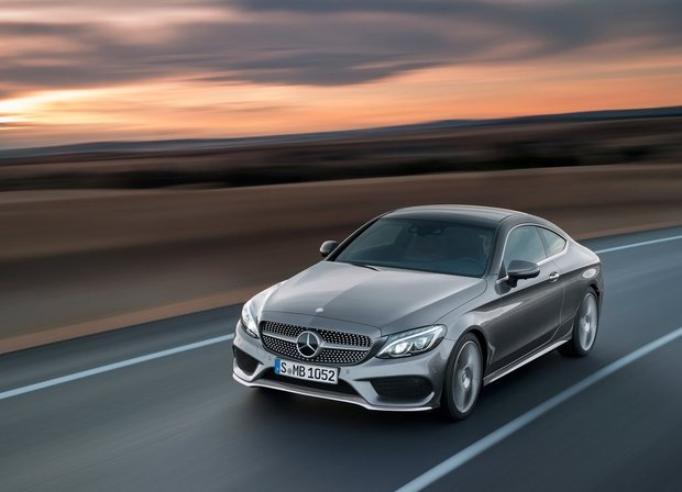 What the Media Has to Say About the New 2017 Mercedes-Benz C-Class Coupe