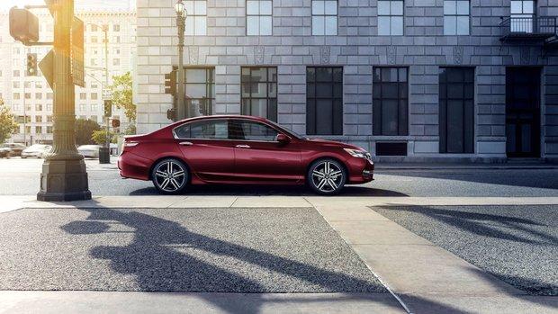 Honda Accord Berline 2016 : performance et polyvalence parfaitement combinées