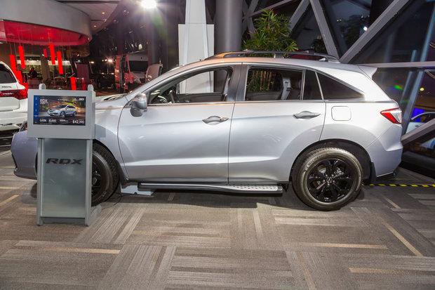 Salon de l'auto d'Ottawa 2017 : Acura RDX 2017