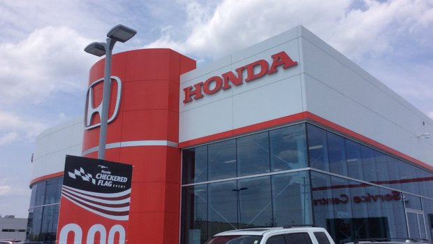 Very happy with the service at Orleans Honda