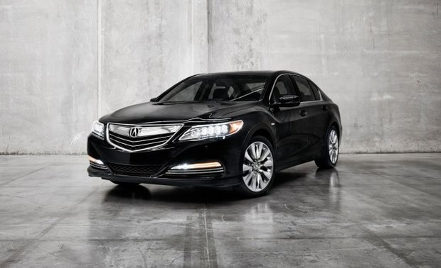 What is Acura's Sport Hybrid SH-AWD