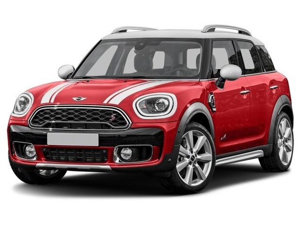 The four engines of the new 2017 MINI family of vehicles