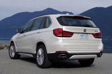 BMW X5 2014 – Luxe à l'état pur