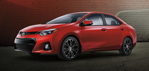 2015 Toyota Corolla – Bolder, More Modern