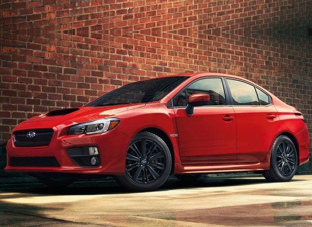 Subaru WRX 2015: Better in Every Way