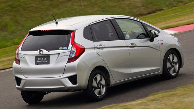 La Honda Fit affiche ses 5 étoiles