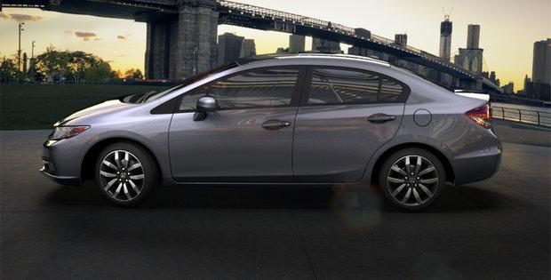 Honda a construit 7 000 000 véhicules au Canada