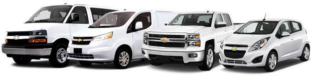 Fleet & Commercial Truck Sales in Winnipeg