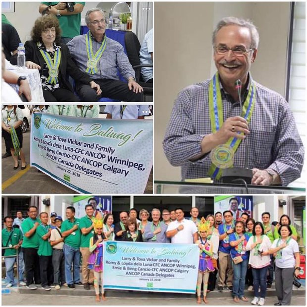 VICKAR GROUP PARTNERS WITH ANCOP TO BUILD SECOND IN PHILLIPINES FOR UNDERPRIVILEGED FILIPINOS